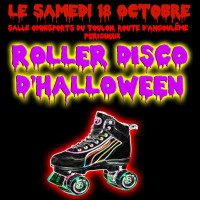 Roller disco Halloween 300x300