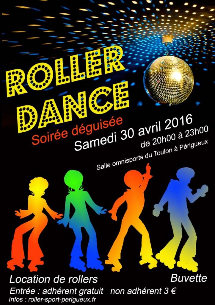 Roller Dance 2016