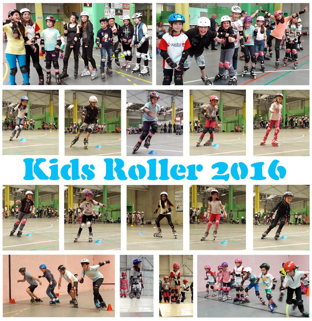 Kids Roller 2016