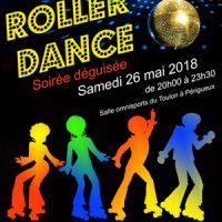 Affiche Roller Disco 300
