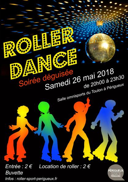 Roller Dance 26 mai