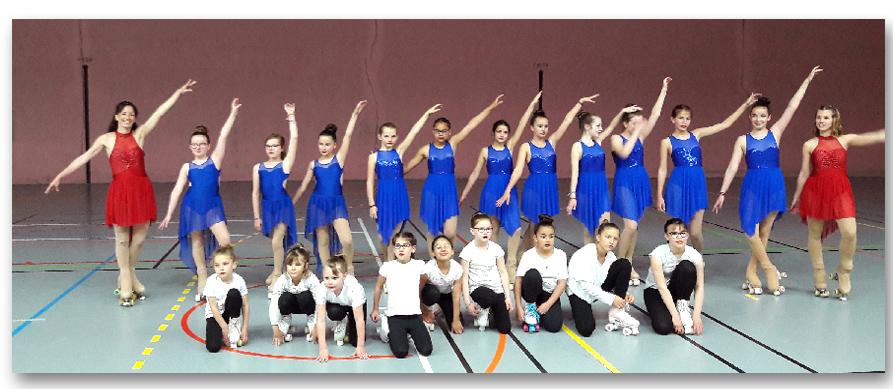 Danse artistique mai 2019 groupe v3
