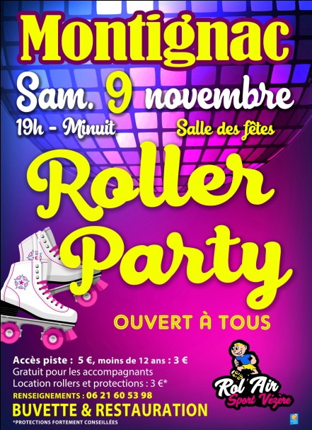 Rolller Party 9 11